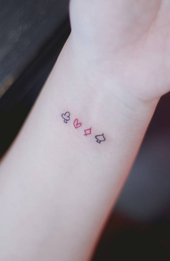 77 Deliciously Delicate Wrist Tattoos - Page 6 of 8