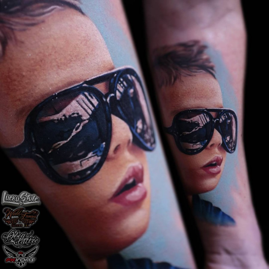 Portrait Tattoos