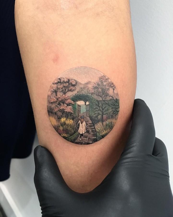 inga-moore-the-secret-garden-circle-tattoo