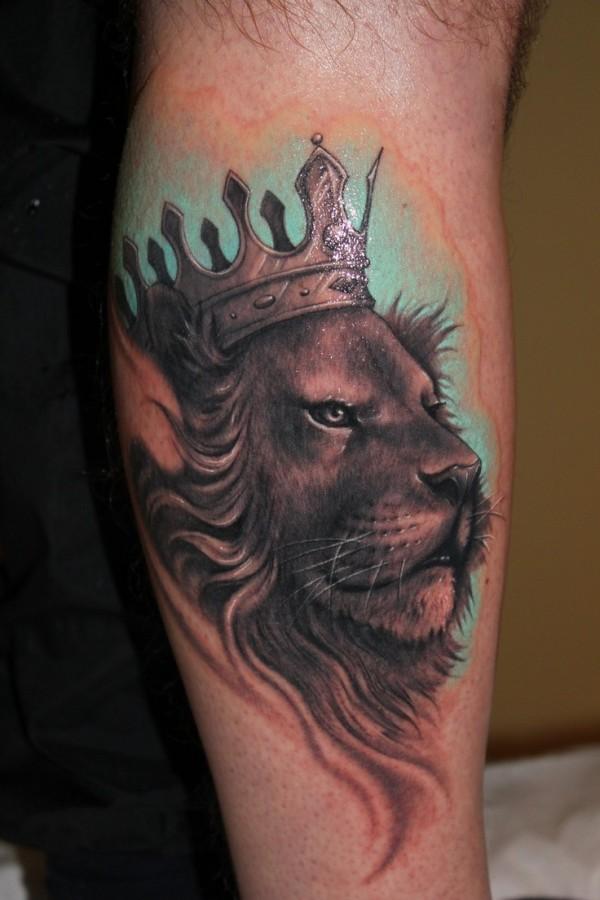 Оно означает – я царь, сильный, могучий, никого не боюсь и не собираюсь никому подчиняться.