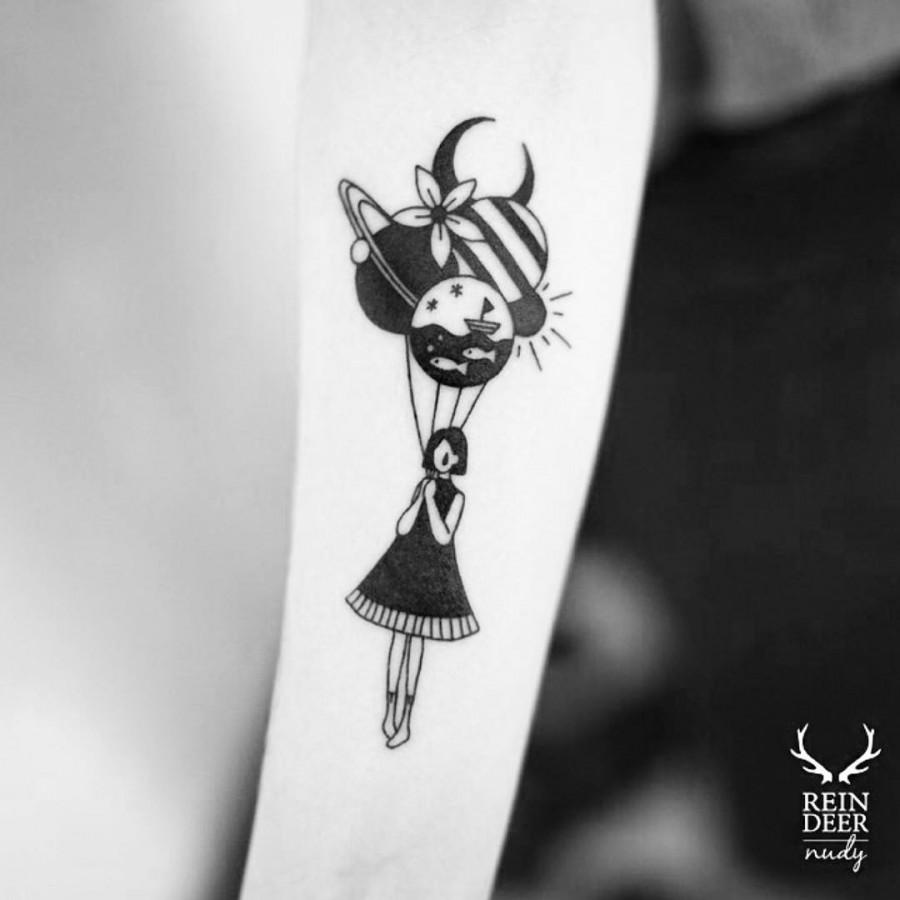 Blackwork Tattoos