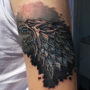 Game Of Thrones Tattoo - Top Rated Tattoo Shops