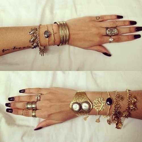 Bracelet Tattoo On Tumblr: Bracelet Lovely Diamond Tattoo On Arm