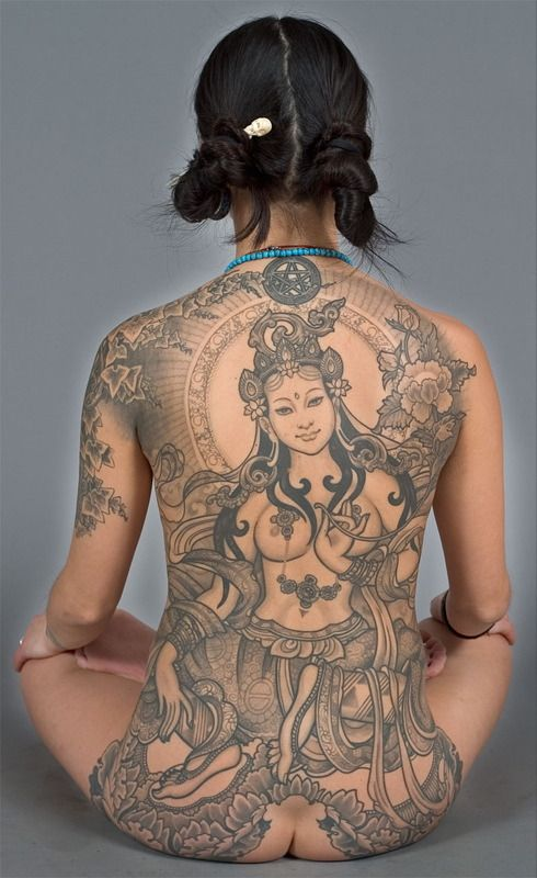 Indian style full body tattoo for How to become a tattoo artist in india