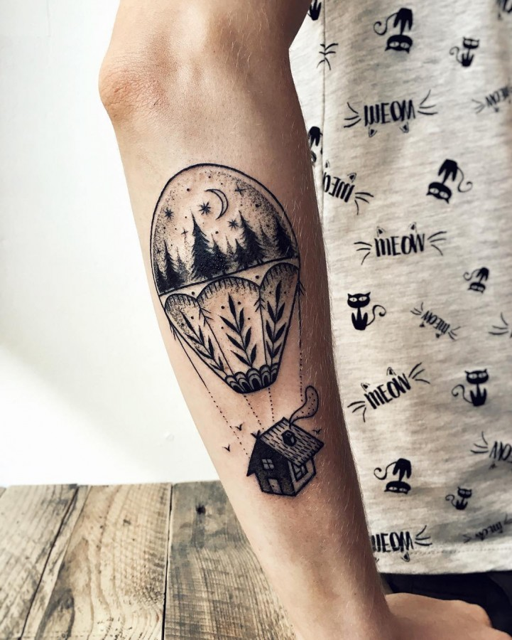Blackwork Tattoos