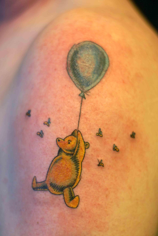 winnie the pooh piglet silhouette