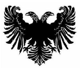albanian eagle tattoo design ideas tattoomagz. Black Bedroom Furniture Sets. Home Design Ideas
