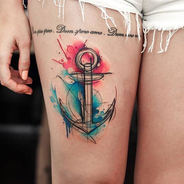 anchor-tattoo-by-uncl_paul_knows
