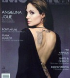 Post Modern Ink Angelina Jolie Tattoo Back Body