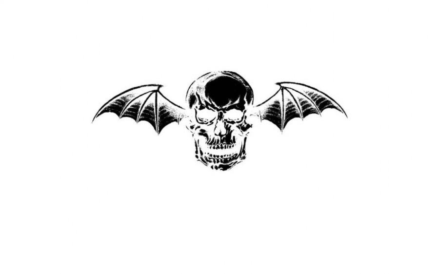 avenged sevenfold deathbat by mckee91 deviantart. Black Bedroom Furniture Sets. Home Design Ideas