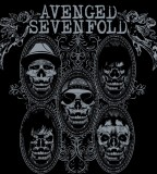 Avenged Sevenfold Skull Heads by Spraygraphic