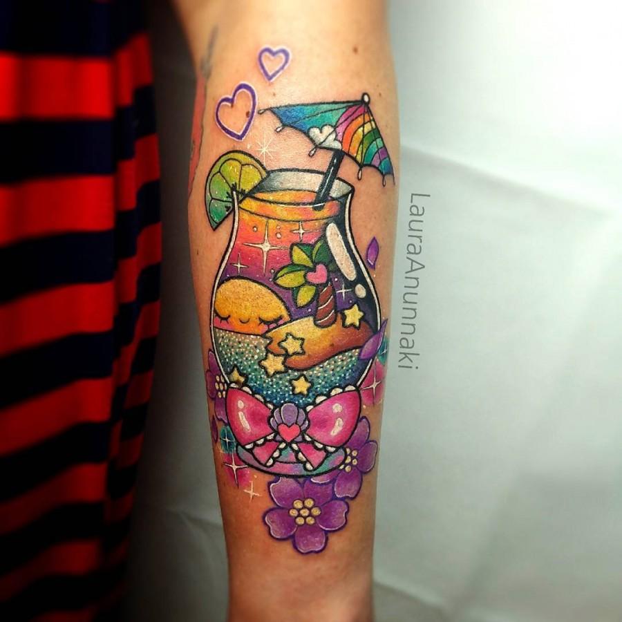 a girls dream come true kawaii tattoos page 2 of 2