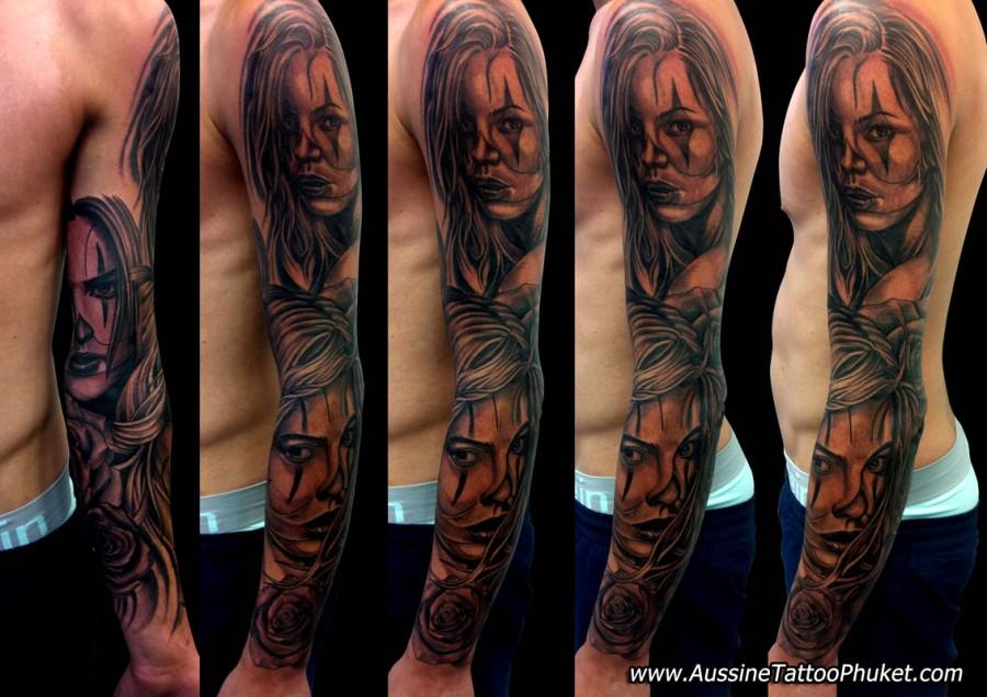 Mint tattoo artist phuket our best tattoo artist in phuket for Best cover up tattoo artist