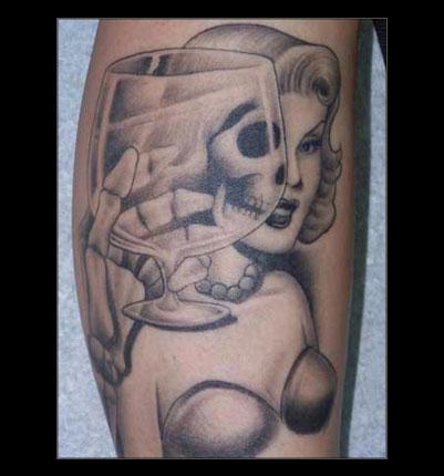 Kat On D Best Female Tattoo Artist Ever Art Tattoomagz