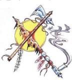Native American Blackfoot Indian Tattoo Symbol Designs