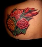 Rose Tattoo Ideas for Tattoo Design