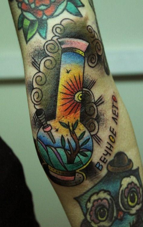 bong tattoo