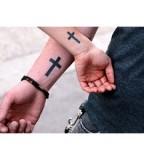 Boyfriend Girlfriend Matching Tattoos Love Life And Relationship