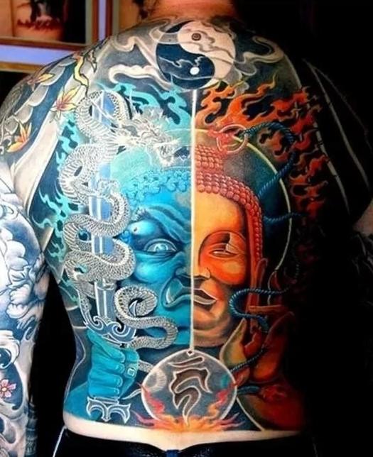 budha-yin-yang-tattoo