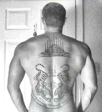 Asian Tattoo Art Sinville Sihanoukville Cambodia Tattoomagz