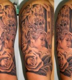 Gorgeous Khmer Tattoo