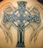 Celtic Cross Tattoos High Quality Photos And Flash Designs