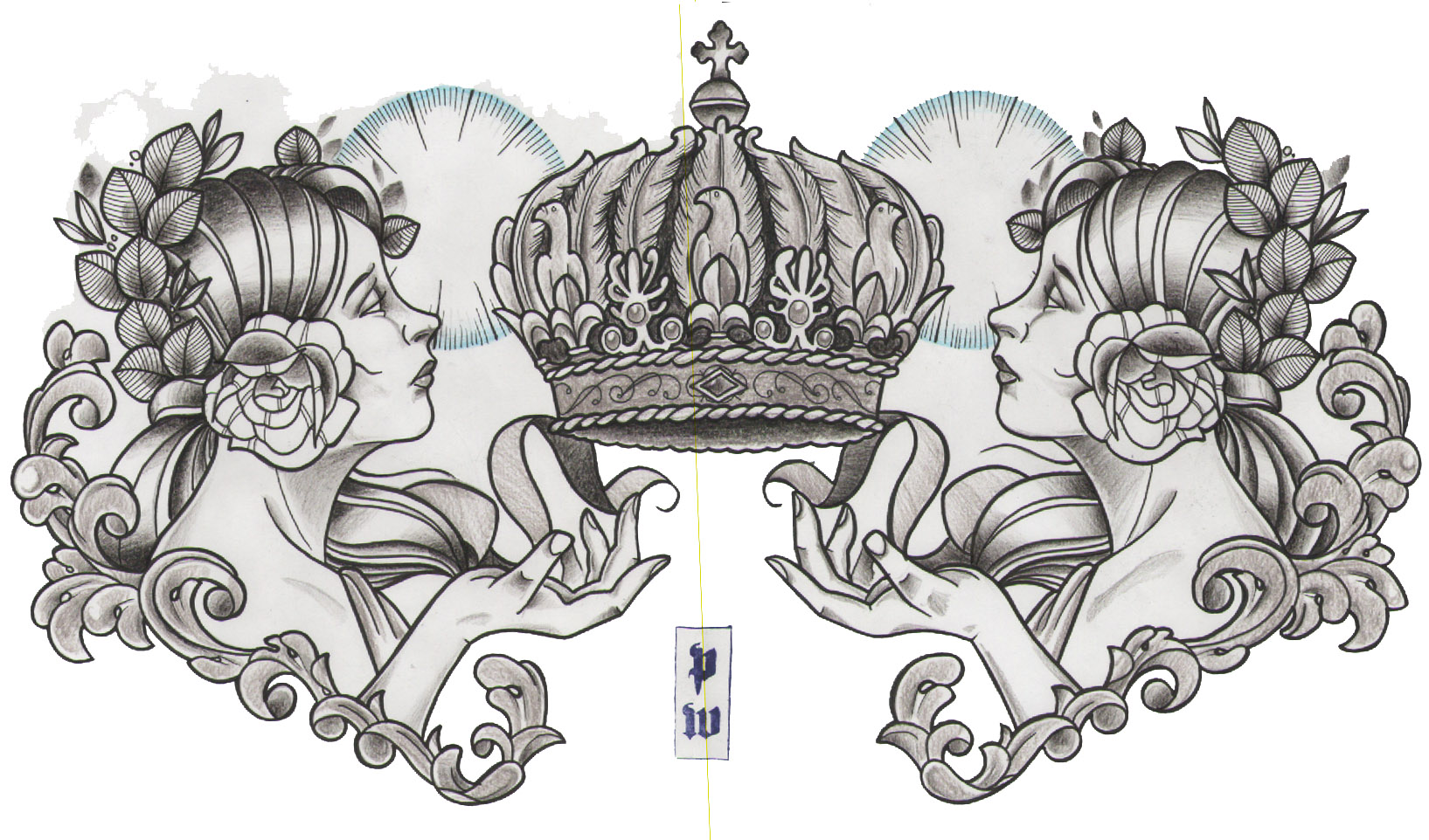 chest-piece-tattoo-designs-chest-piece-tattoo-sketch-neo ...