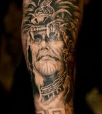 Awesome Indian Men Tattoo for Guys