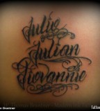 Childrens Names Tattoo Artists