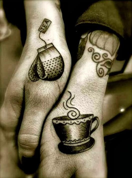 cute couple tattoo1