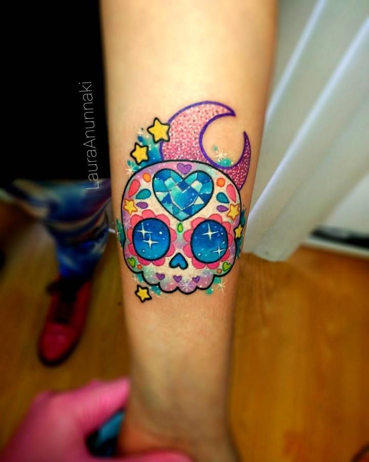 cute-skull-kawaii-tattoo