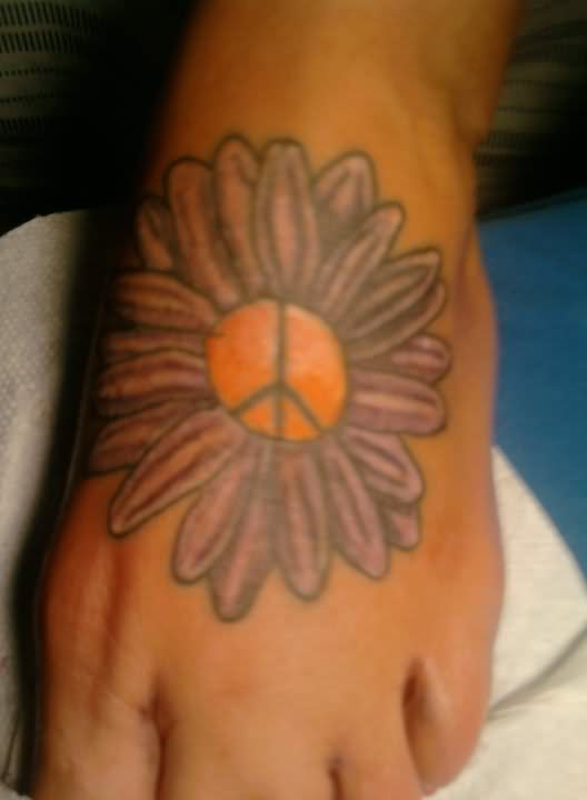 Cute Daisy Tattoos: Cute Daisy Tattoos Pictures And Ideas For Women