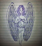 Tattoo Design Its A Dark Angel Ideas