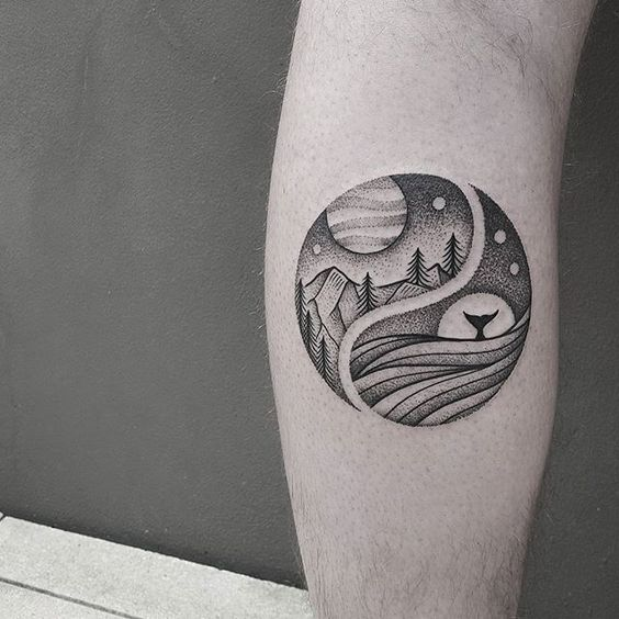 dotwork-yin-yang-tattoos