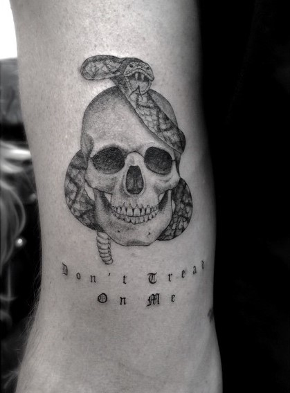 fcae969b4 Literally The Best 65 Skull Tattoos In History - Page 6 of 7 ...