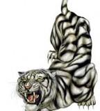 Demixo Tiger Tattoo Design