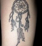 Dreamcatcher Tattoo Design on Hands for Men