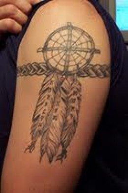 Dream Catchers Tattoos For Men Dreamcatcher Tattoo Ideas on Arm TattooMagz 27