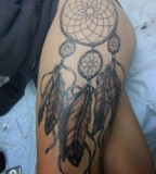 Best Art of Dreamcatcher Tattoo Designs On Arm