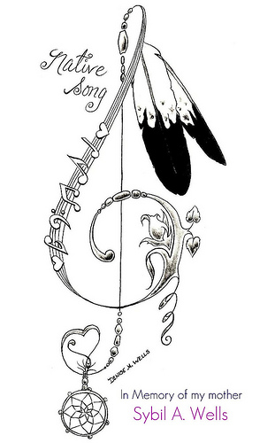 Eagle Feather Dream Catcher Outline Drawing of Dreamcatcher And Eagle Feathers Tattoo Design 25