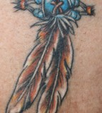 Eagle Feather Tattoo - Cool Tattoo #20475