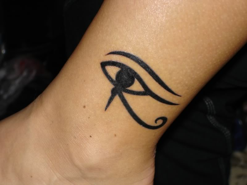 Horus Eye Tattoo Lilzeu Tattoo De - TattooMagz