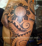 Cool Filipino Immortal Tattoo Manila Philippines Design