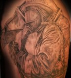 Firefighter Tattoos Pictures And Images Gallery