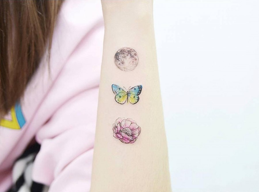 flower-butterfly-and-moon-tattoo-by-tattooits_banul