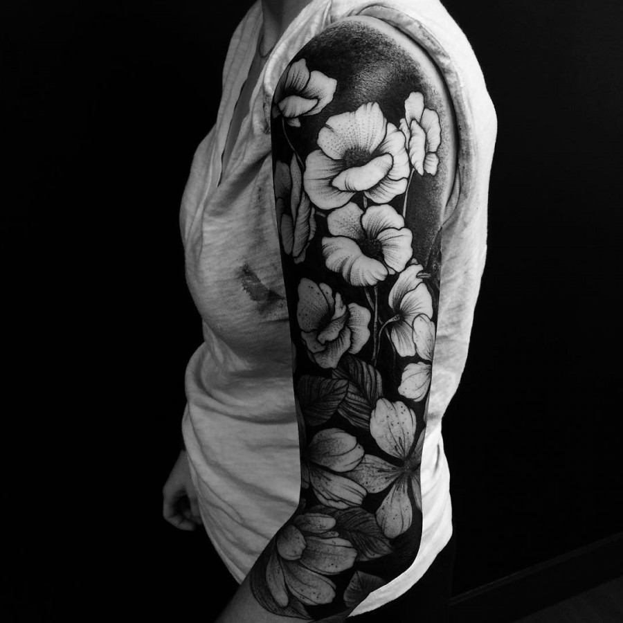 Religious Sleeve Tattoos For Women