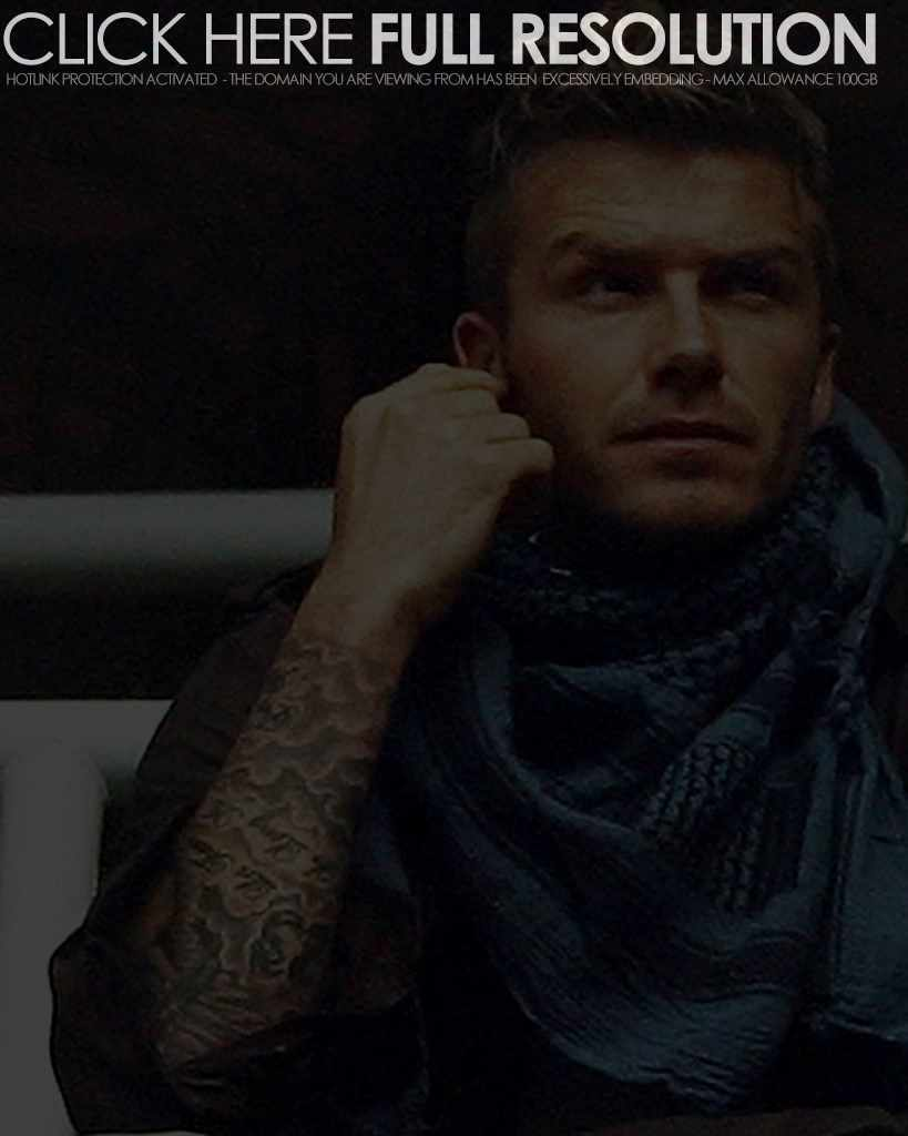 David Beckham Forearm Tatto Tattoos Photo Shared By Matt