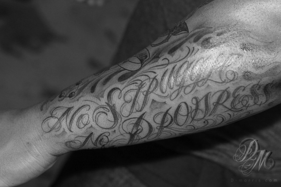 Forearm Tattoo Designs For Men - TattooMagz
