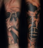 Gallery Phoenix Tattoo Designs Forearm Sleeve Tattoos Free