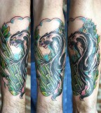 Tattoos Designs 2012 Forearm Tattoos
